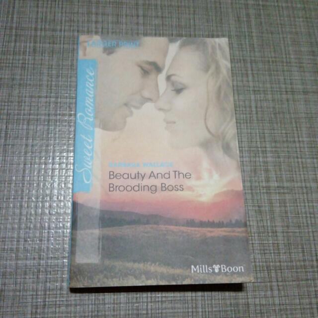 Beauty And The Brooding by Boss