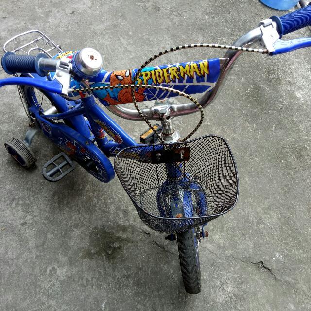 SALE! SALE! SALE! Bike For Kids Blue 2y/o - 8y/o
