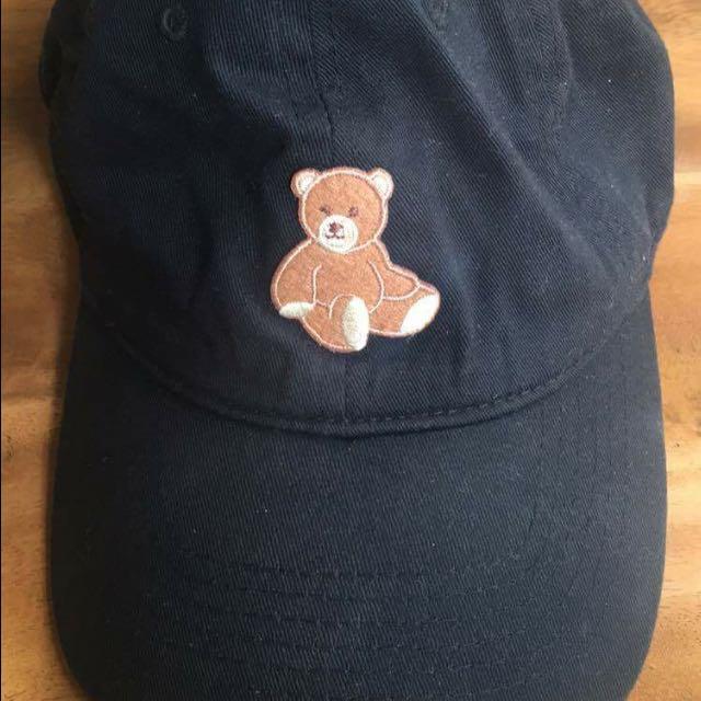 Black Bear Cub Hat