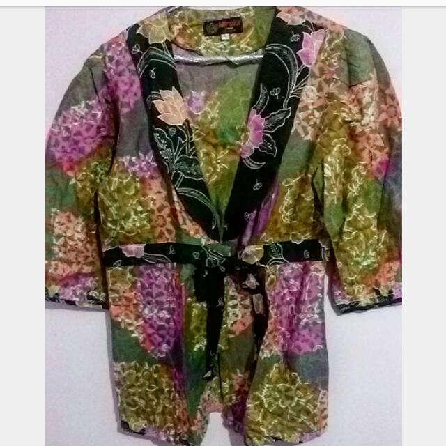 Blouse Batik Mirota