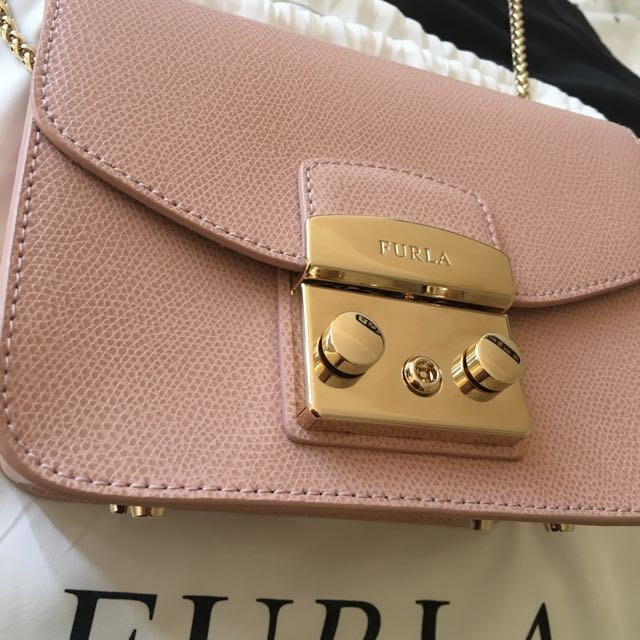 Brand new Furla Mini cross body Bag