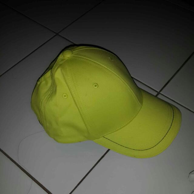 Cap Boss Green