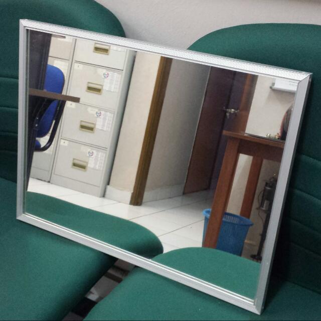 Cermin Dinding Muka Tandas Rumah Pejabat Perabot Others Di Carou