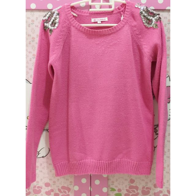 Colorbox Knit Sweater