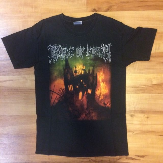 Cradle Of Filth Tshirt