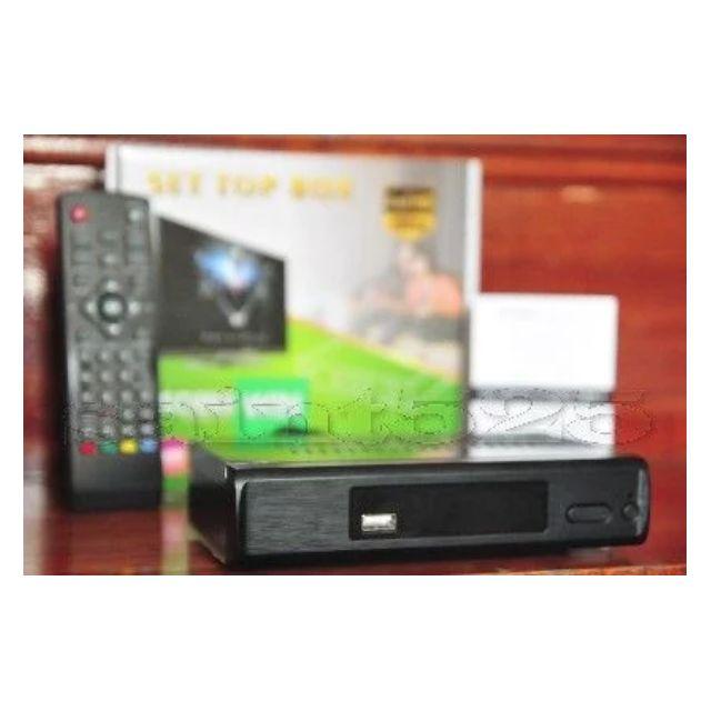 DIGITAL TV PLUS BLACK BOX ISDBT HDMI USB FULLHD 1080P [BRANDNEW]