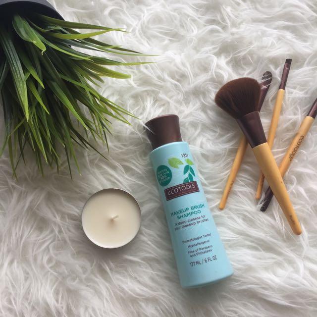 ECOTOOLS: Makeup Brush Cleaning Shampoo