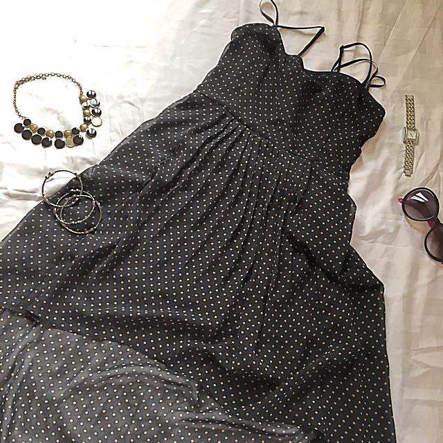 Forever 21 Asymmetrical Dress