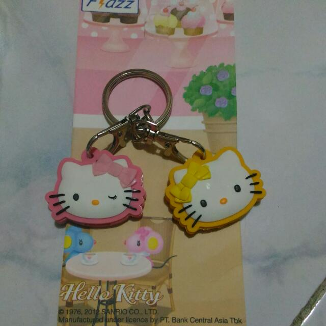 Gantungan Kunci Hello Kitty