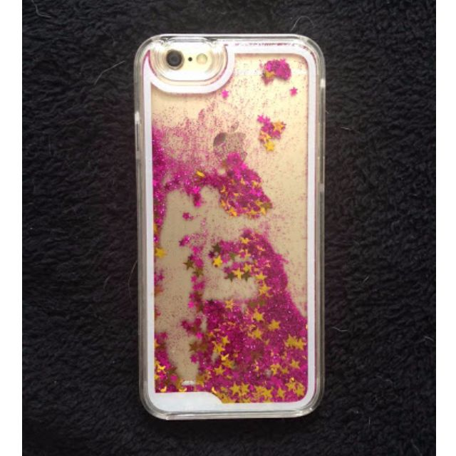 Glitter Star Case Cover for iPhone 6 (Phone NOT Included) #under20