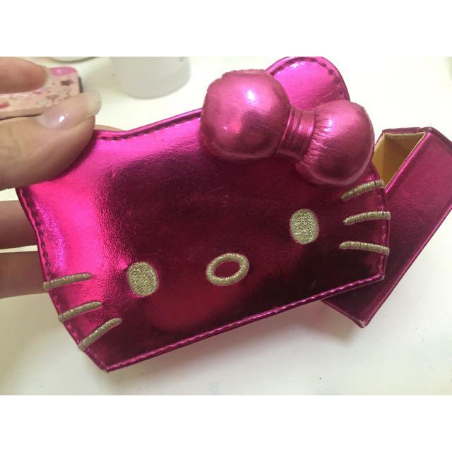 Hello Kitty煙盒(保留中勿出價)