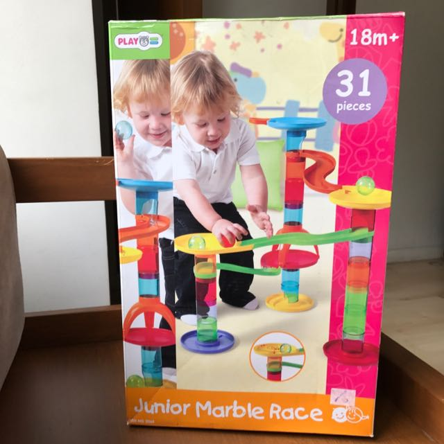 Junior Marble Race