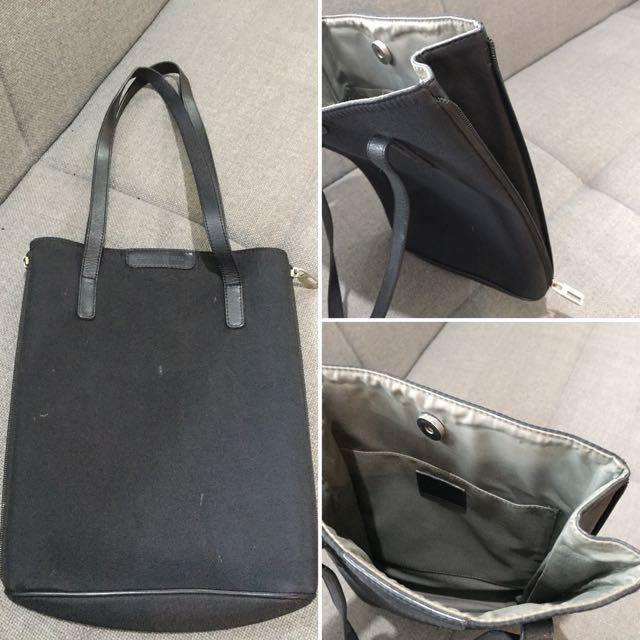 Lancel Expandable Bag
