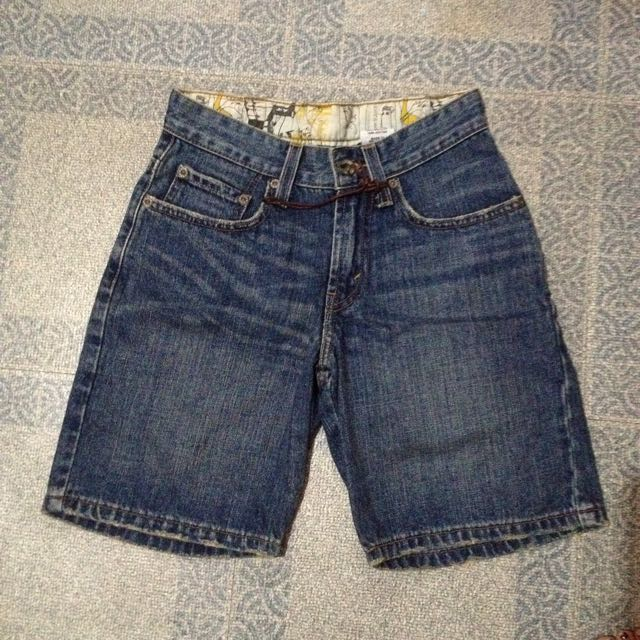 Repriced Levis shorts