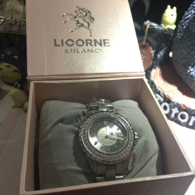 Licorne Milano鑽錶