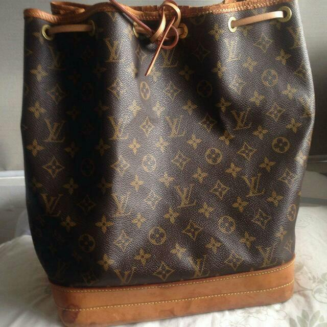 Louis Vuitton petit Noe GM size  100% original
