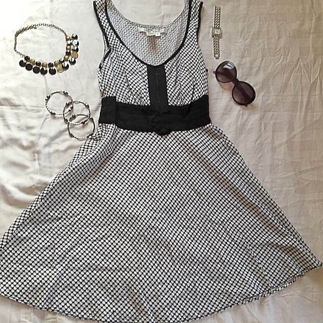 Max Studio A Line Dress