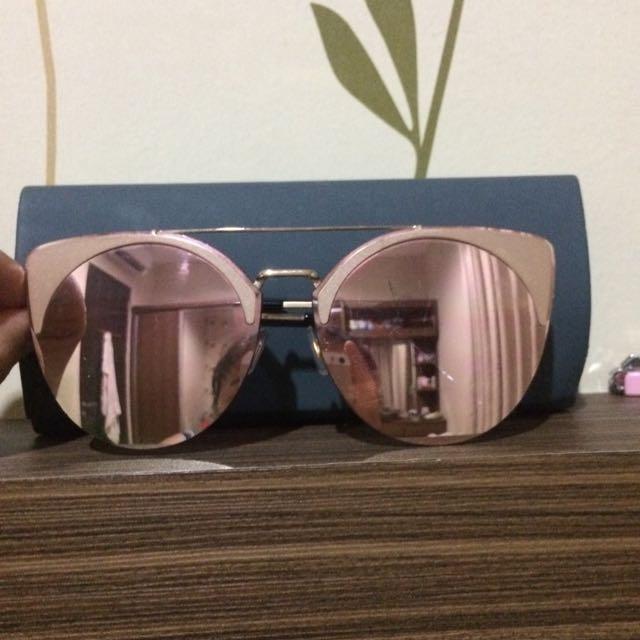 Miu Miu Sunglasses Pink