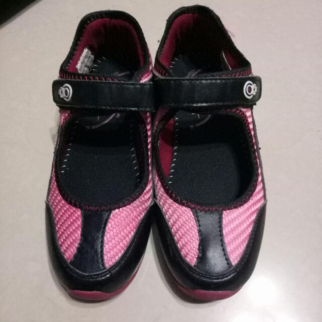 mkny Black/pink Shoes