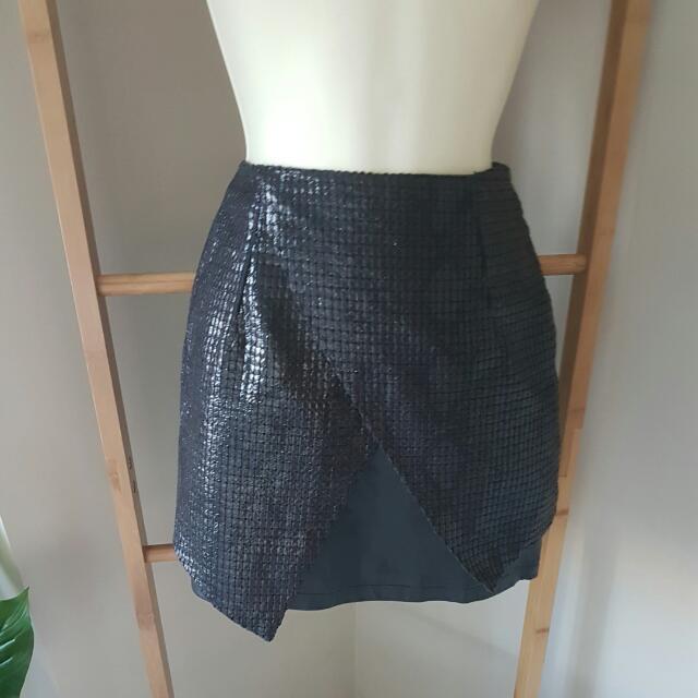 Mossman Skirt Sz 8