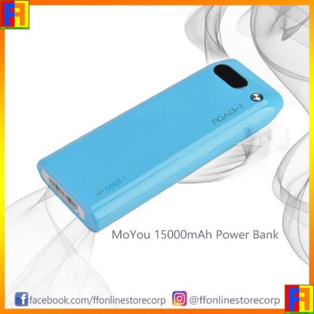 MoYou 15,000 mAh Power Bank
