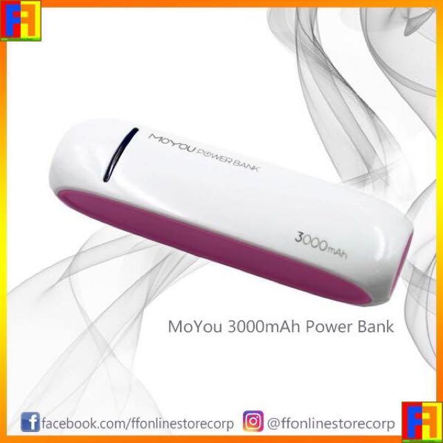 MoYou 3000 mAh Power Bank