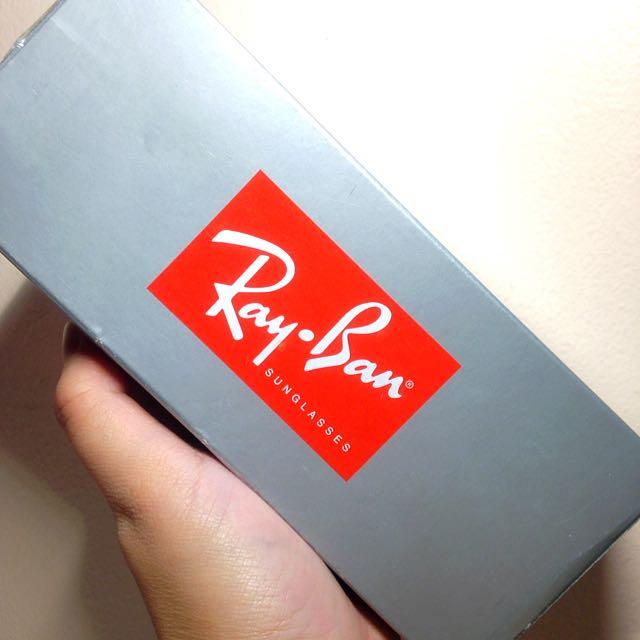 Original Ray-Ban Unisex Aviator Style Sunglasses