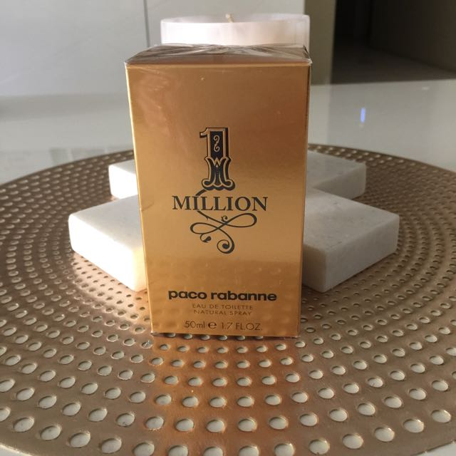 Paco Robanne One Million 50ml EDT (Men's)