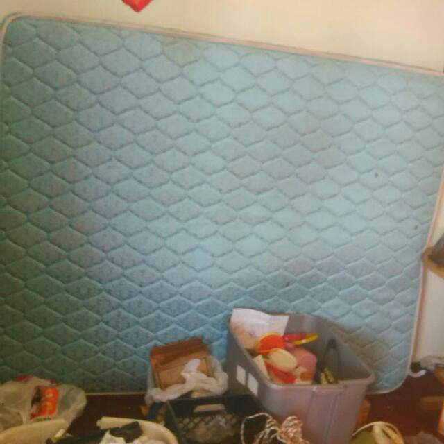 Queen Size Spare Bedroom Mattress