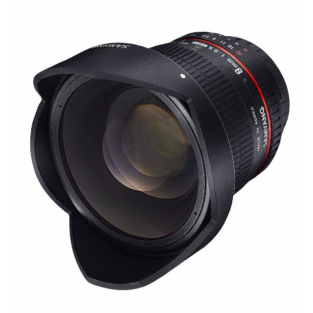Samyang 8mm f3.5 CS2 Fisheye for CANON [BRANDNEW]