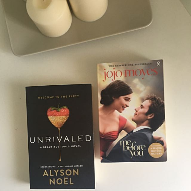 Set Of 2 Young Adult Novels