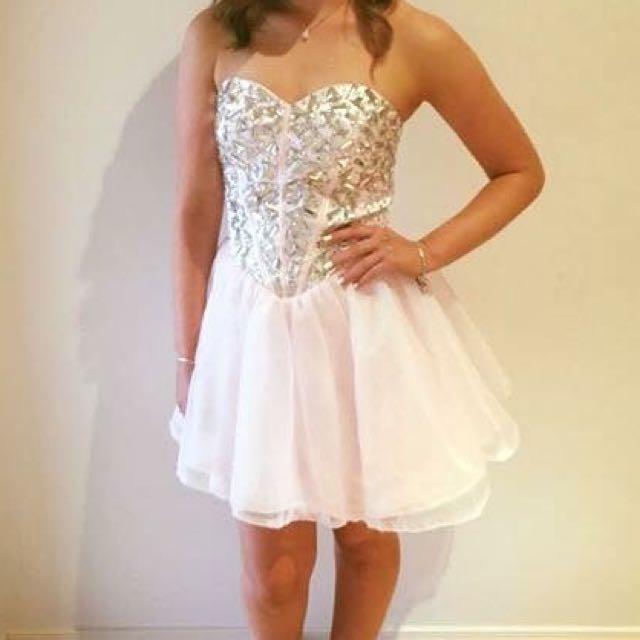Sherri Hill Mirror Dress