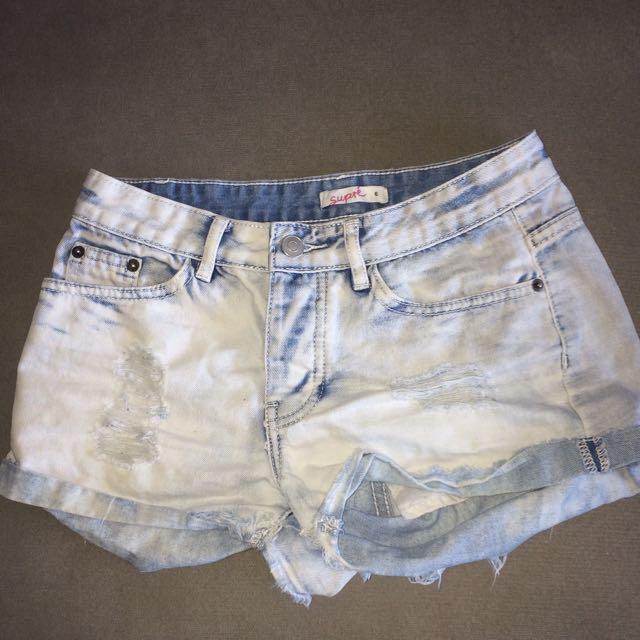 Supré denim shorts