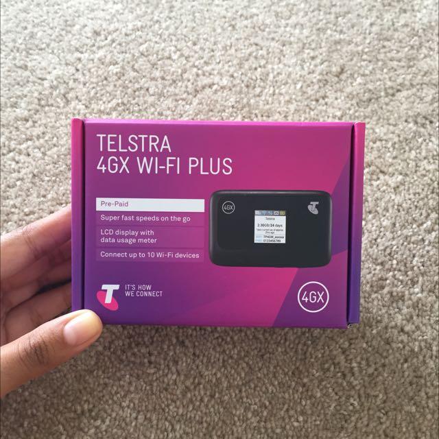 Telstra Wifi Plus