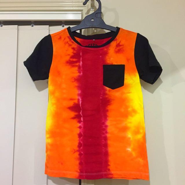 Tie Dye Boys T-Shirt