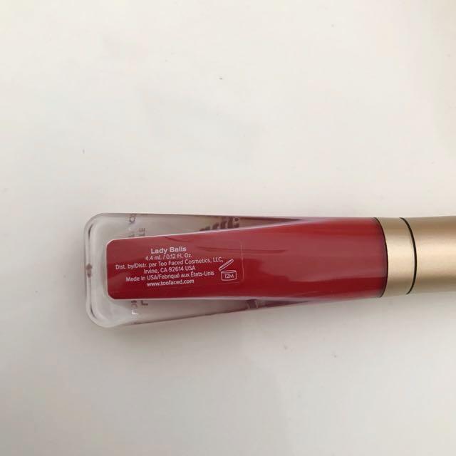 TOO FACED: Mini Liquified Matte Long Wear Lipstick