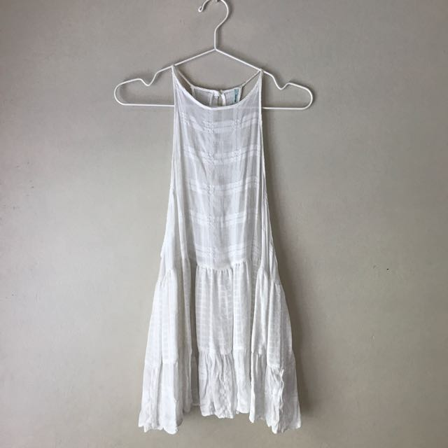 Urban Outfitters White Singlet