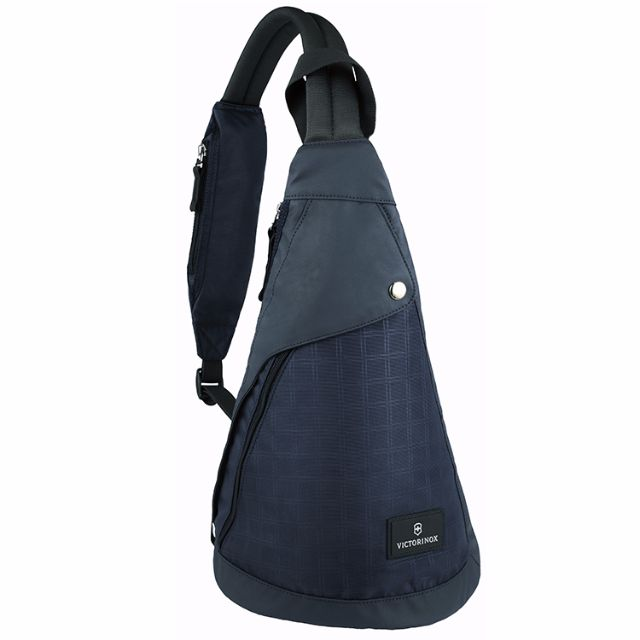 VICTORINOX 瑞士維氏Altmont 3.0時尚單肩背包-藍 32388809