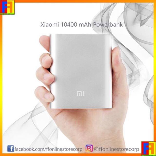 Xiaomi MI 10,400 mAh Power Bank