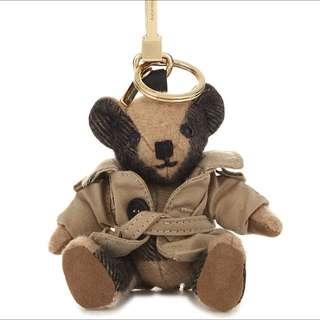 Burberry 小熊 🐻 風衣小熊Thomas Bear  12cm