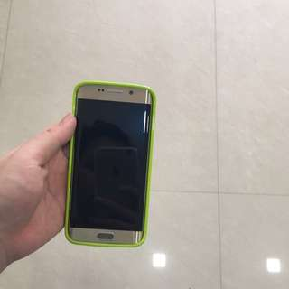 Price Reduced S6 Edge 32gb Gold As Good As New With Warranty Card Unfilled