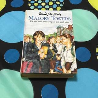 Malory Towers (Complete First 3 Books) By Enid Blyton
