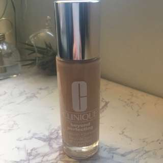 Clinique Beyond Perfecting Foundation And Conceaer