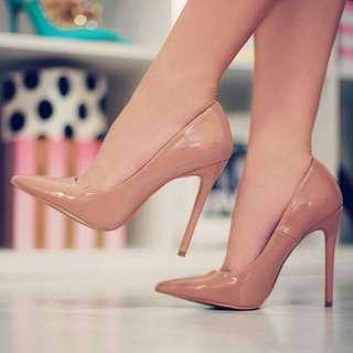 Perfect Nude Heels