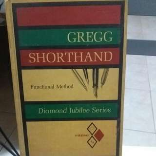Gregg Shorthand Functional Method: Diamond Jubilee Series