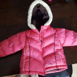 Oshkosh Size 2 Winter Coat