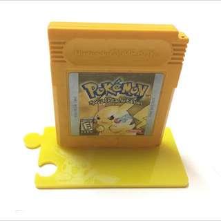 Pokemon Yellow Version Nintendo Gameboy/Colour/Advanced/Sp