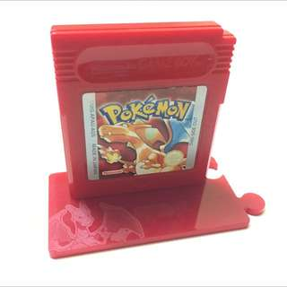 Pokemon Red Version For Gameboy/Colour/Advanced/Sp