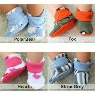 Cuddle Me Fitted Booties