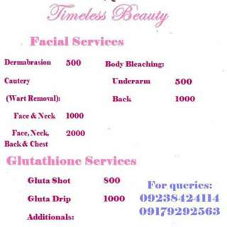 Timeless Beauty Home Service